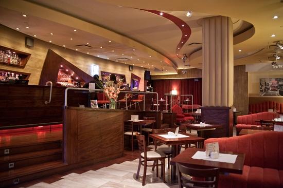 restaurants warschau