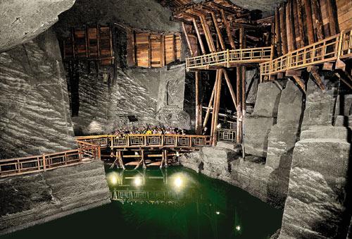 excursie wieliczka zoutmijn