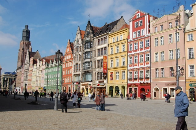 bezienswaardigheden Wroclaw