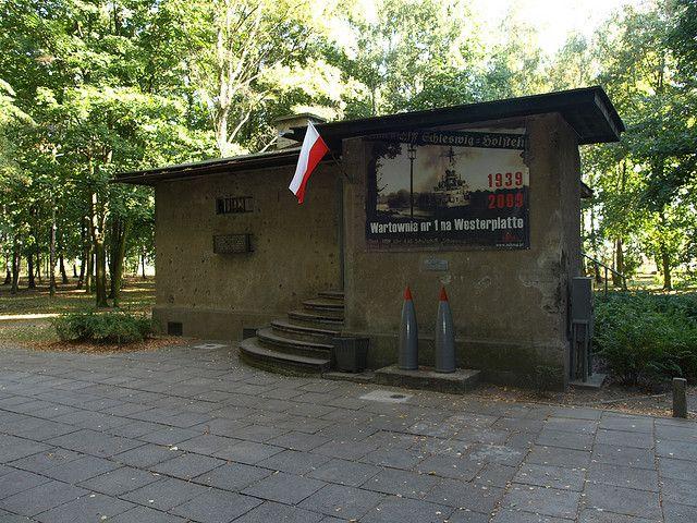 Westerplatte museum
