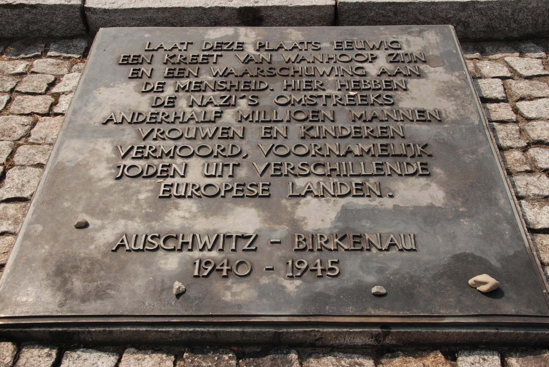 Herdenking Auschwitz 2017