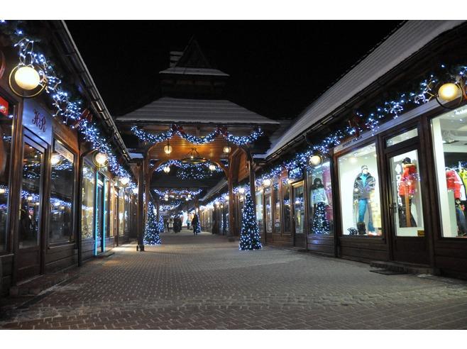 Winkelen in Zakopane