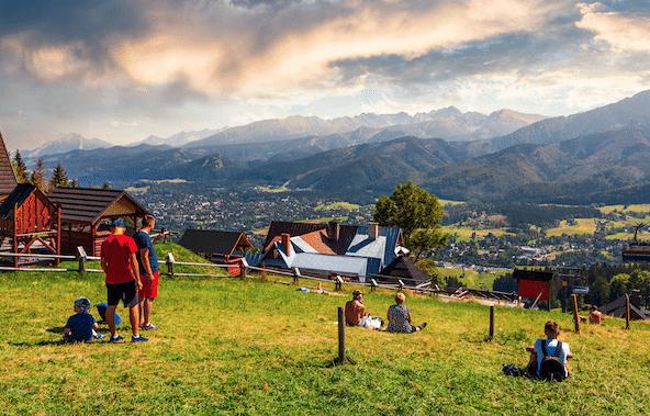 Natuur en bergcultuur wandeltour Zakopane