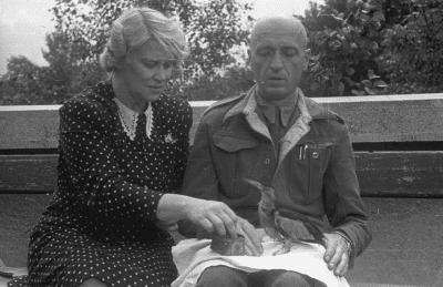 Dr. Jan Żabiński and his wife Antonina Żabińska